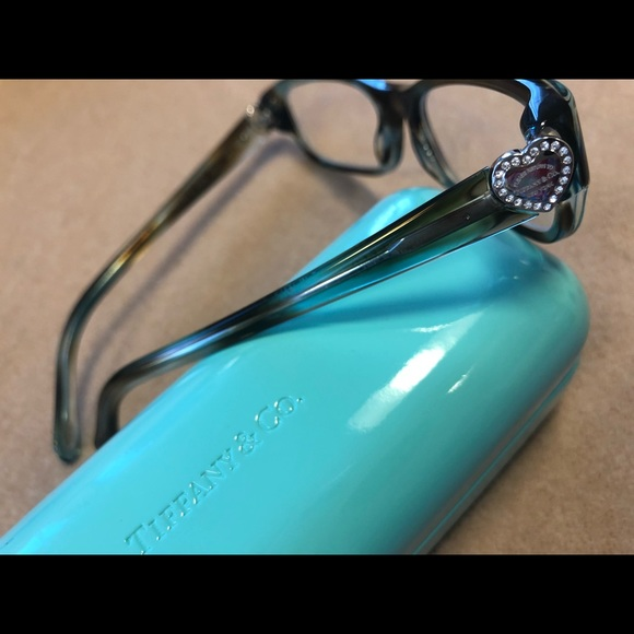 fc8bab288fd TIFFANY   CO Eyewear - frames and case. M 5b47d2ae12cd4aaae59853e2
